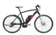 BH Bikes Xenion 700 black/red